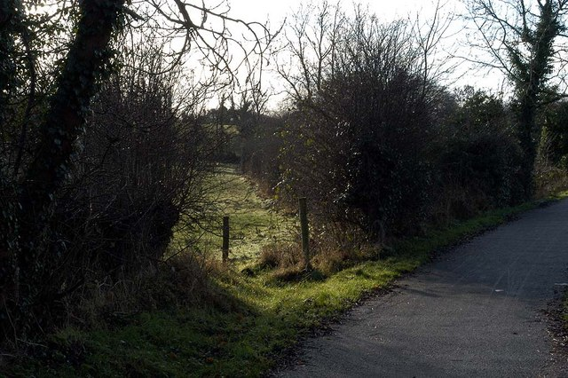 Old Lane Access (Disused)