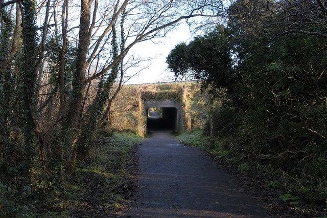 Motorway Tunnel