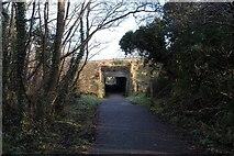 J2967 : Motorway Tunnel by Wilson Adams