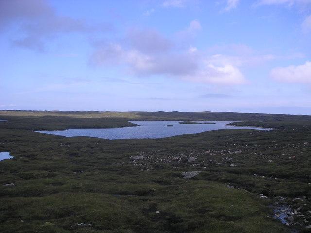Tonga Water, Ronas Hill.