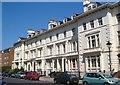 SJ3589 : Terrace on Canning Street, Liverpool by Derek Harper