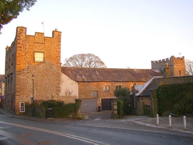 Tower House, Halton