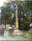 SD4964 : Halton Cross by Humphrey Bolton