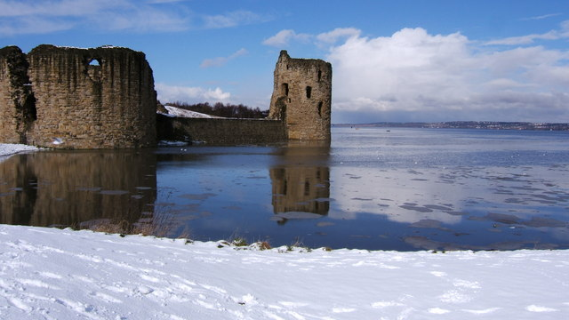 flint castle  u00a9 brianpritchard    geograph britain and ireland