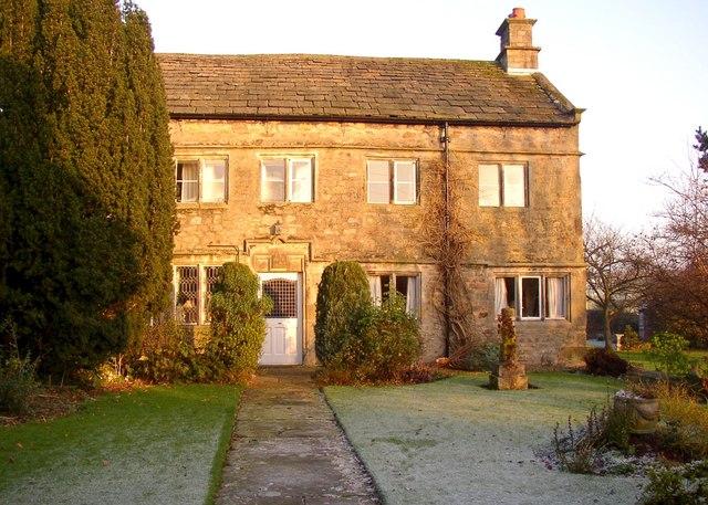 The Manor House, Halton
