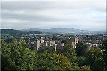SO5074 : Ludlow Castle by J Scott