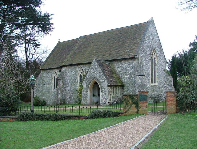 St. John the Evangelist, Frieth