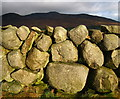 J3323 : The Mourne Wall near Carrick Little by Rossographer