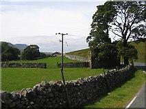 SD7880 : Gearstones on Blea Moor Road #2 by John S Turner