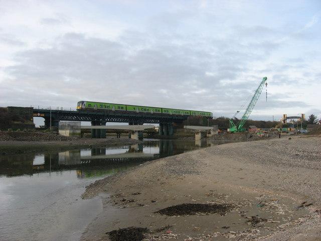 Bridges at Laytown, Co. Meath