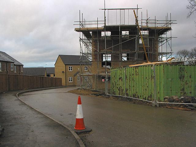 Consett Park housing development