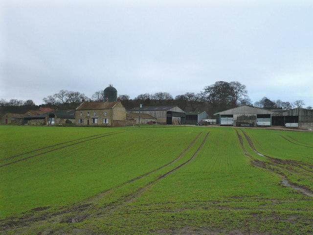 Saintoft Grange