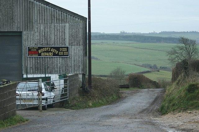 2007 : The road to Stony Littleton