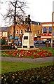 TQ5473 : Dartford War Memorial by Dylan Moore
