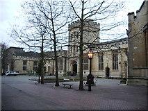 TL0449 : The Harpur Centre, Bedford by Alexander P Kapp