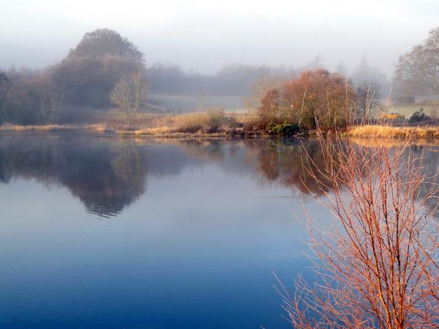Little Loch Shin, Lairg