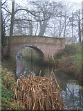 TM1054 : Bridge over River Gipping by Andrew Hill