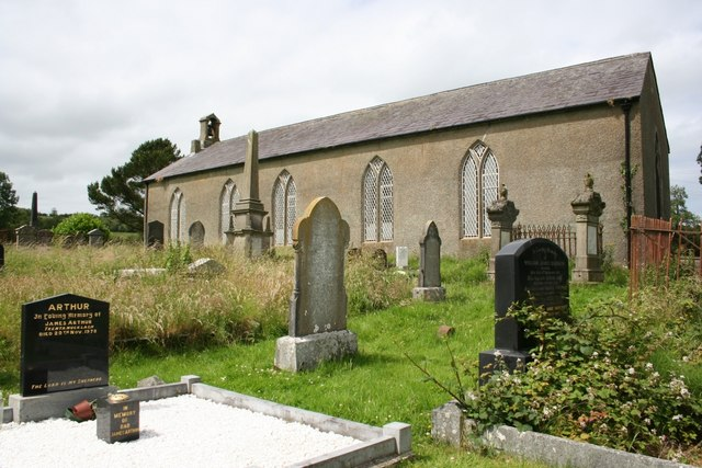 Taughboyne Parish Church