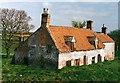 TF1956 : Tattershall Bridge cottage by Richard Croft