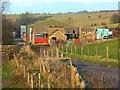 SP0206 : Perrott's Brook Farm, Perrott's Brook by Brian Robert Marshall