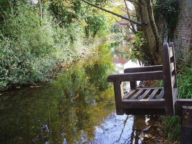 Christchurch Ducking Stool - Mill Stream