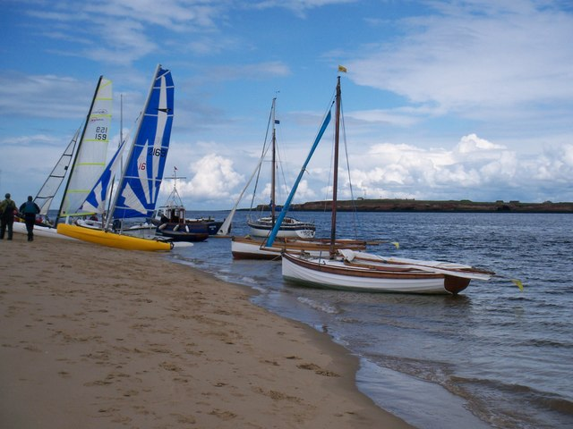 Commodore's Cruise to the West Hoyle Bank