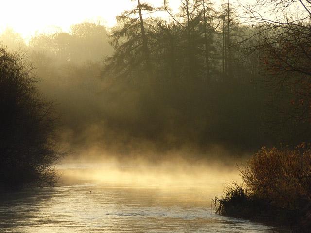 The River Kennet, Chilton Foliat