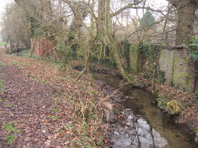Vicar's Brook