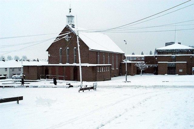 St Hilda's C.of.I
