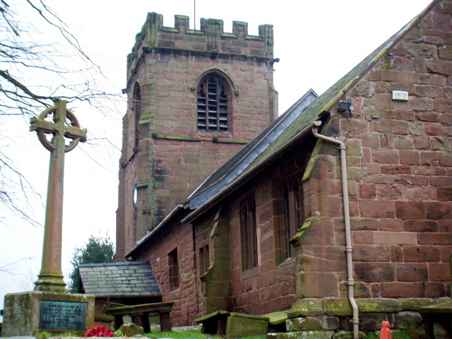St. Michael's church, Shotwick
