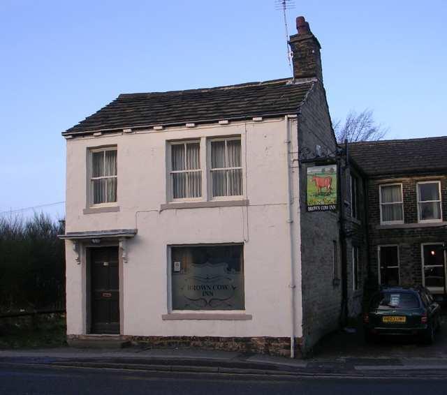 Brown Cow Inn - Little Horton Lane