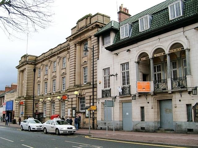 Warwick Road, Carlisle : Buildings with an uncertain future
