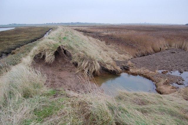 River Wall breach