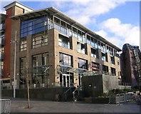 SE2934 : The Cuthbert Brodrick - Millennium Square by Betty Longbottom
