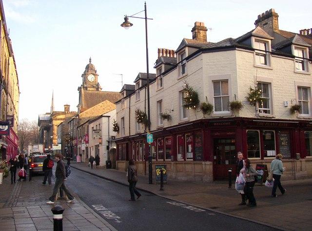 Brock Street, Lancaster