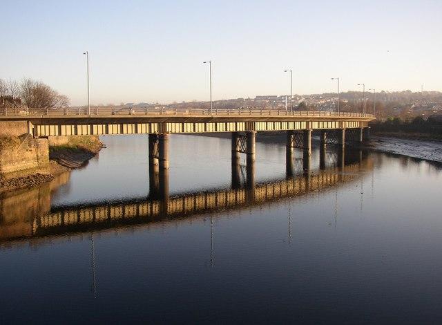 Greyhound Bridge, Lancaster