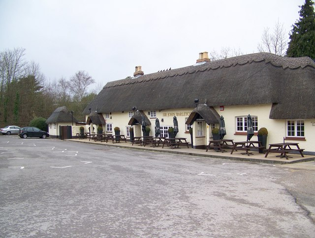 The Sir John Barleycorn, Cadnam