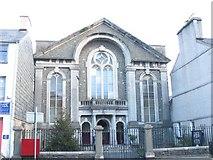 SH5638 : Salem Independent (Congregational) Chapel, High Street by Eric Jones