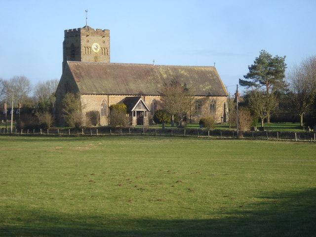Clungunford Church