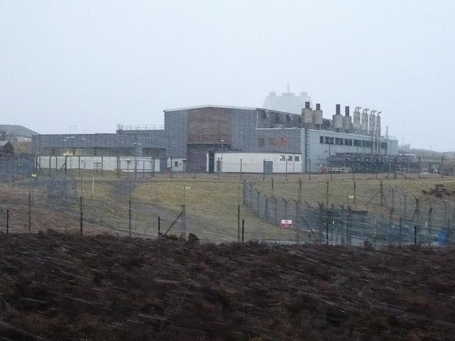Fylingdales Powerhouse