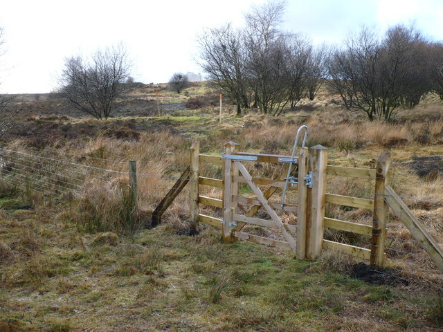 Permissive bridleway on Fylingdales Moor