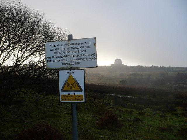 MoD Land near RAF Fylingdales