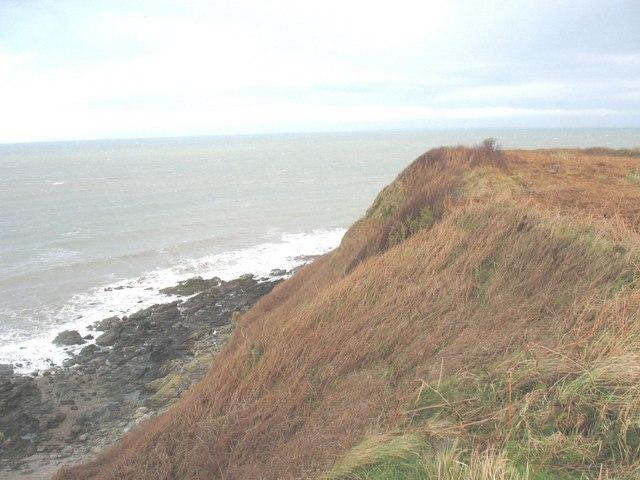 The western tip of Penrhyn Nefyn