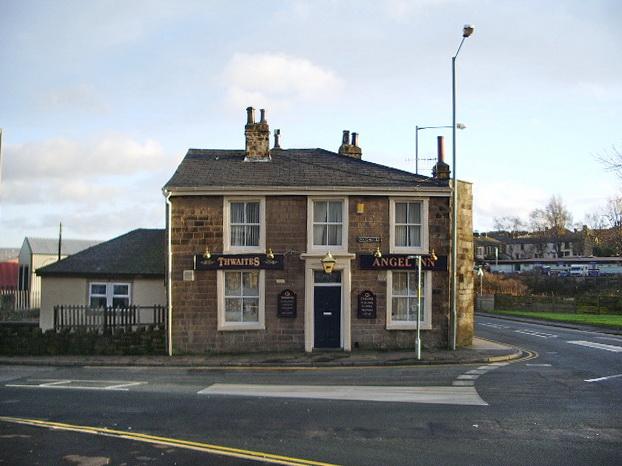 Angel Inn, Burnley