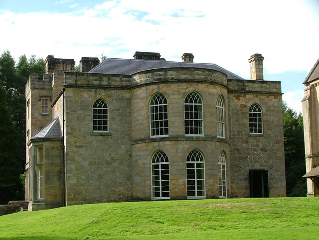 Manor House, Brinkburn Priory