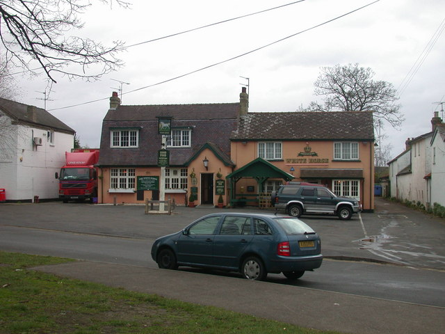 The White Horse, Waterbeach