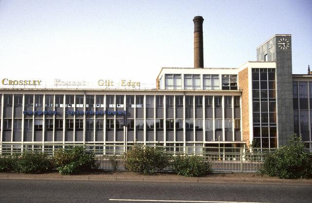 Carpet Factory, Kidderminster