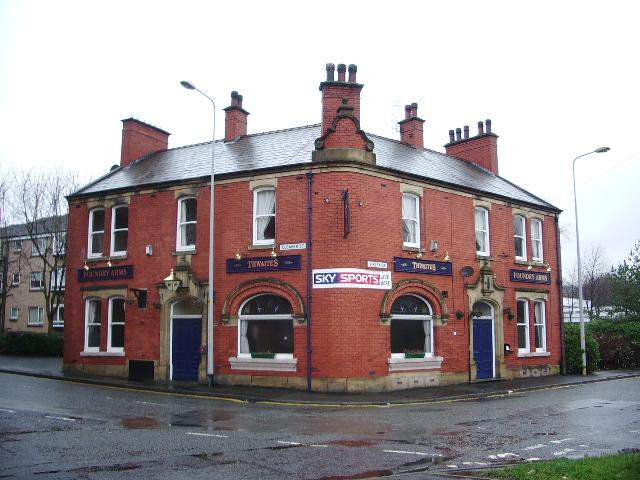 Foundry Arms, Birley Street, Blackburn