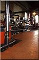 SJ8333 : Steam pumping engine, Mill Meece by Chris Allen