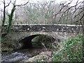 SS5217 : Woolleigh Bridge by Derek Harper